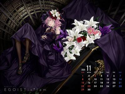 Calendar 2020.11 1600-1200