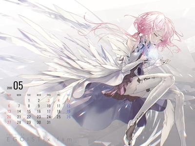 Calendar 2018.05 1600-1200